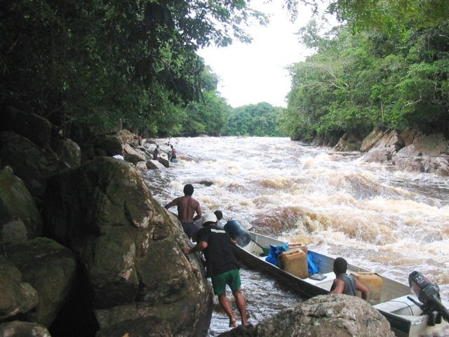 Bacia do rio Negro entra no mapa de hidrelétricas na Amazônia