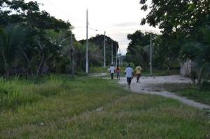 Vista da Comunidade Santa Tereza do Matupiri. (Foto: Emmanuel Farias Júnior/ PNCSA)