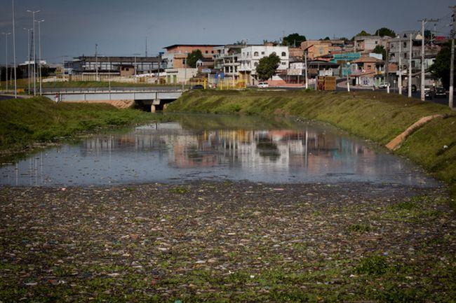 Despejo de esgoto no rio Negro é contestado por pesquisadores