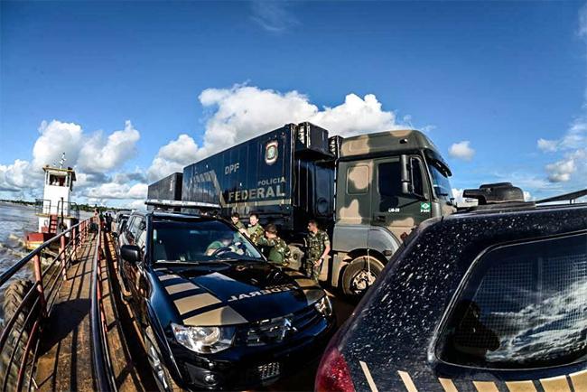 OAB do Amazonas intervém em depoimentos dos tenharim à PF