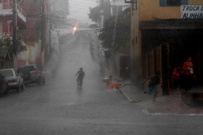 Chuvas no inverno amazônico serão abaixo do normal