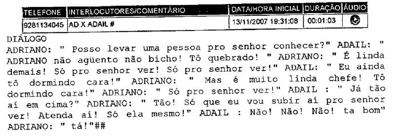 Adriano diz que vai levar uma menina muito linda a Adail (1)