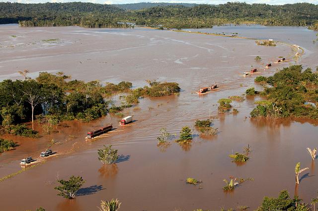 Enchentes cancelam Carnaval em três cidades da Amazônia
