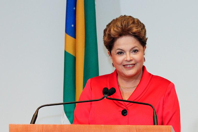 """Presidente Dilma Rousseff disse que o """"Brasil fará a Copa das Copas"""" (Roberto Stuckert Filho/PR/Fotos Públicas)"""