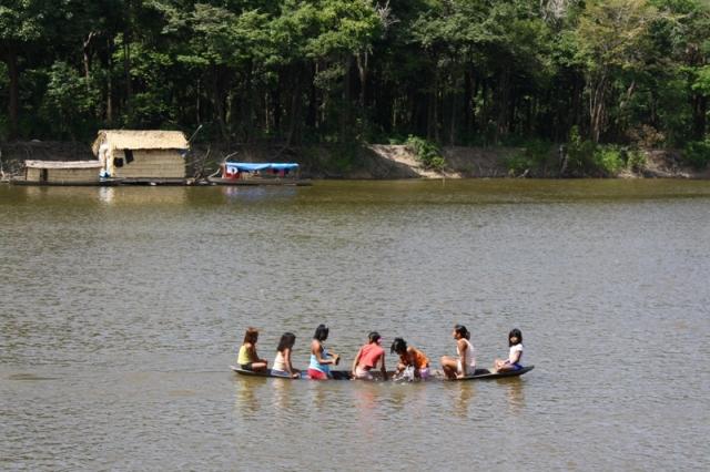Petrobras faz pesquisa no entorno de terras indígenas do Amazonas sem consultar a Funai