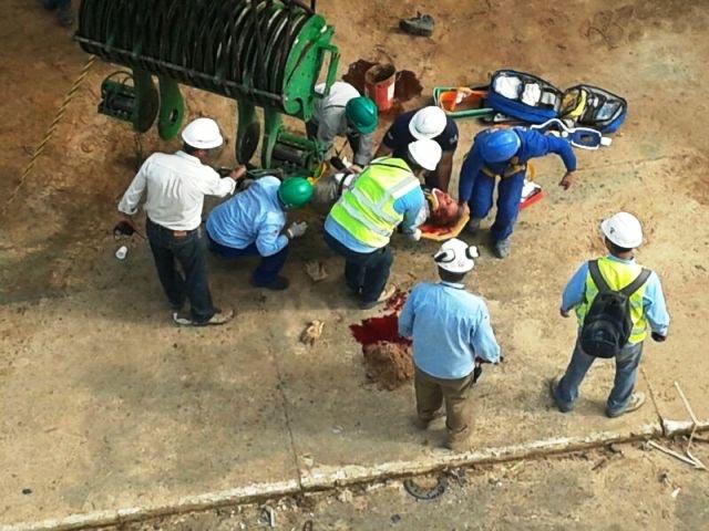 Sindicato registra acidente grave com operário da Arena da Amazônia