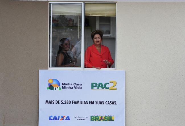 Dilma promete empenho para prorrogar a Zona Franca até 2.073
