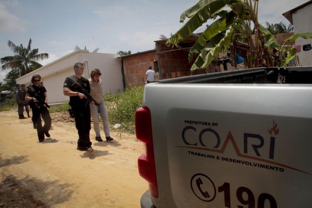 CPI da Pedofilia cruza a Amazônia para ouvir réus da Estocolmo