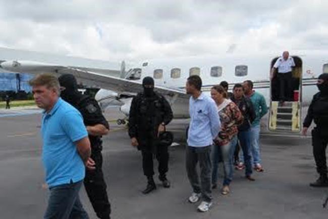 Adail Pinheiro tem regalias na prisão do quartel da PM