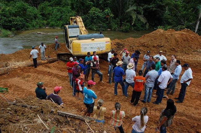 MPF diz que TRF1 errou ao autorizar estrada em parque de Rondônia