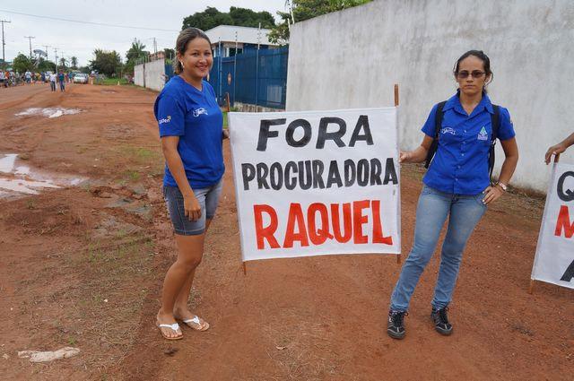 Dilma defende estrada em meio a protestos em Rondônia