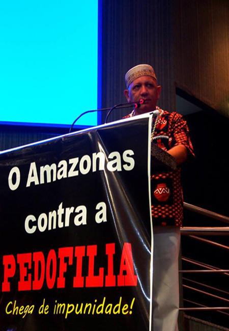 Movimento parou trânsito para pressionar por CPI da Pedofilia