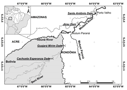 mapa phil