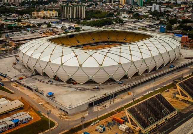 Copa 2014: Desafio da Arena da Amazônia será atrair público para jogos locais