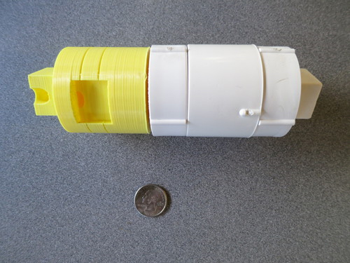 O sensor Riffle inspirou o projeto de O Eco em monitorar qualidade de água (Foto: PublicLab.org)