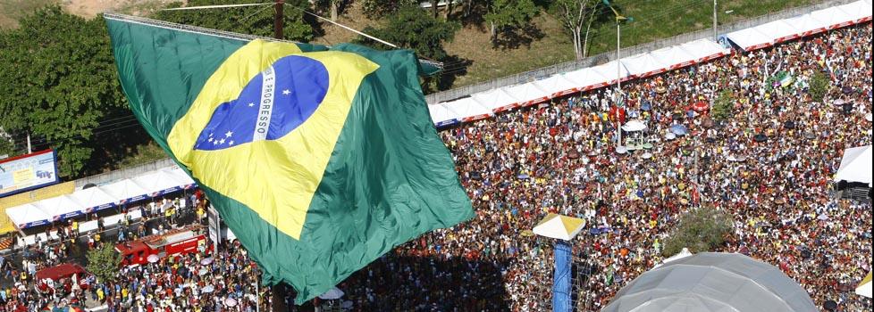 Em 31 de maio de 2009, Manaus foi escolhida para sediar jogos da Copa do Mundo (FotoAmazonas: Alberto César Araújo)