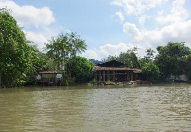 Famílias quilombolas moram no município de Abaetetuba, no Pará (Foto: CPI/SP)