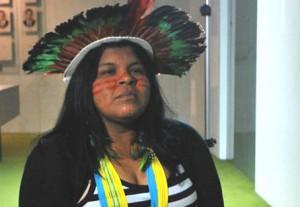 Sonia Guajajara é coordenadora da Articulação dos Povos Indígenas do Brasil (Foto Arquivo Pessoal)