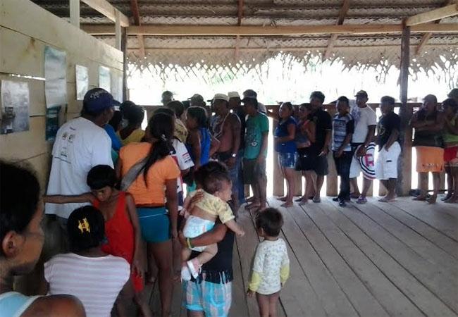 Para impedir a compra de votos, Justiça Eleitoral faz eleições dentro da reserva Vale do Javari, no Amazonas