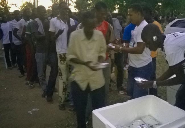Empresários do Sul deixam de buscar imigrantes no Acre e abrigo fica superlotado