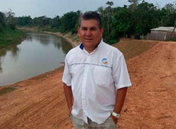 O jornalista Almir Andrade (Foto: Alto Acre)