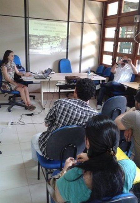 As cotas para alunos indígenas da pós-graduação existe nos cursos de Sociedade e Cultura na Amazônia, Antropologia Social e História (Foto: Ufam)
