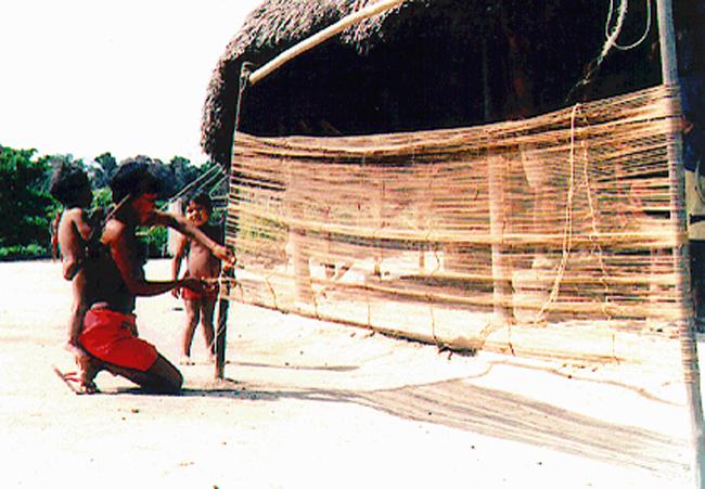 O povo Waimiri-Atroari sofreu ameaça de extinção nos anos 80 (Foto: PWA)