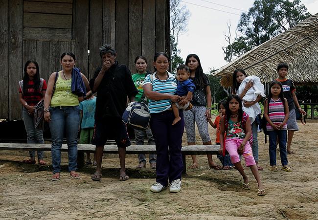 Borehá Juma foi separada da filha por suposta adoção