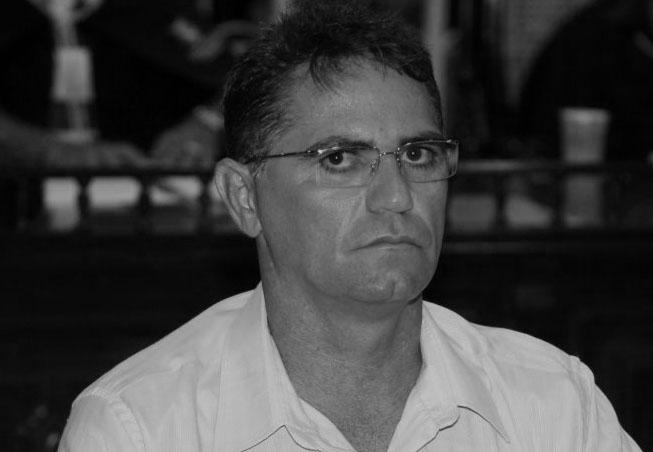 Regivaldo Pereira Galvão, o Taradão (Foto: Carlos Mendes/TJ Pará)