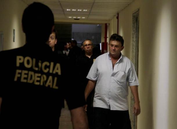 Delegacia Geral recebeu mandado para prender acusado (Foto: Alberto César Araújo)