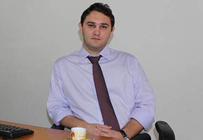 Juiz Diego Brum Legaspe Barbosa, responsável pelo processo criminal em São Gabriel. (Foto: Blog Régis Góes)