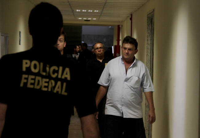 Marcelo Carneiro Pinto está foragido da Justiça há três meses. (Foto: Alberto César Araújo)