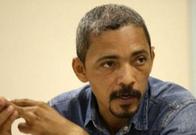 """""""Primeiro devemos lutar para democratizar o acesso à terra e minimizar a miséria"""", diz Manaças (Foto: Sintsep)"""