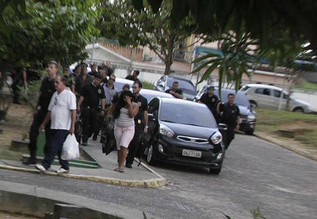 PF prendeu comerciante e aliciadora dos crimes. (Foto: Alberto César Araújo)