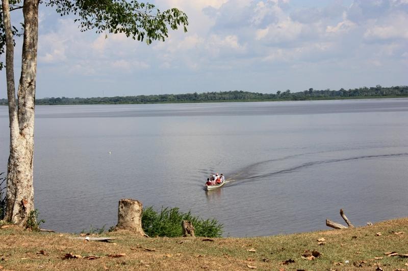 Área de território indígena da etnia Mura, no Amazonas. (Foto: Ascom/MPF)