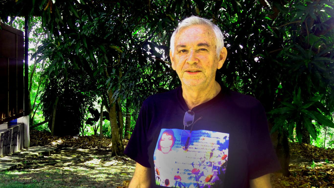 """Gerson Priante, marido de Dora Priante: """"Não estamos de braços cruzados"""". (Foto: Elaíze Farias/AmReal)"""