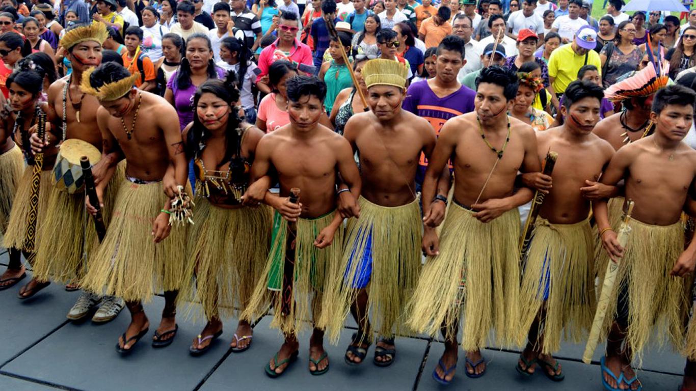 Indígenas de Roraima realizam mobilização histórica por melhor ensino e exigem saída da secretária de Educação