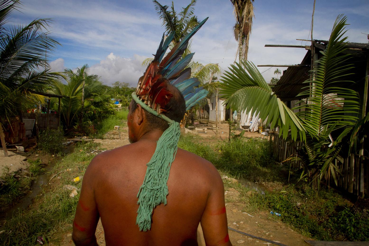 Procurador Geral diz que somente o Estado pode contestar ocupação de área verde por indígenas em Manaus