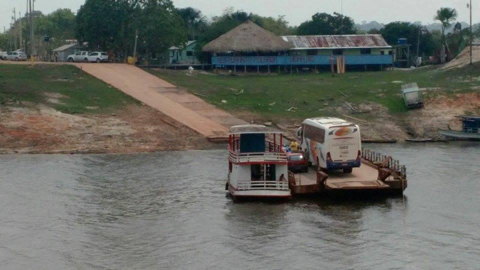 Viagem tem que cortar rios e reservas. (Foto: F5 Comunicação)
