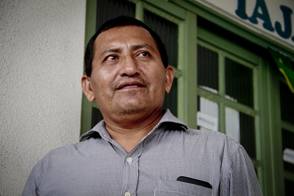 Darcy Marubo é um dos nomes indicados pelos indígenas. (Foto: Alberto César Araújo/AmReal)