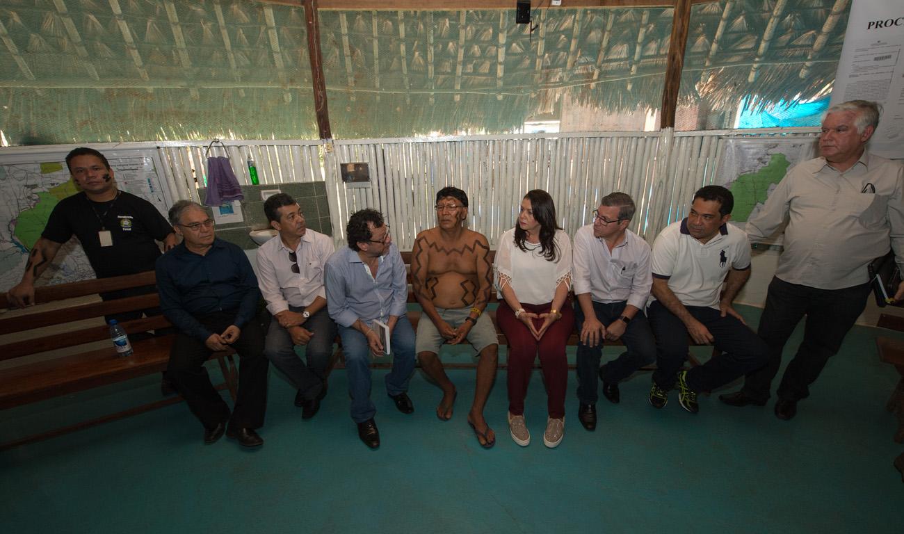 Justiça derruba exigência de consulta aos índios Waimiri Atroari sobre as obras do Linhão de Tucuruí