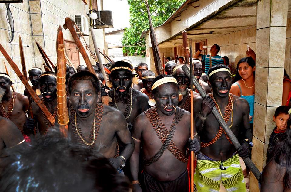 Vale do Javari: Funai começa diálogo com índios Matís em Atalaia do Norte