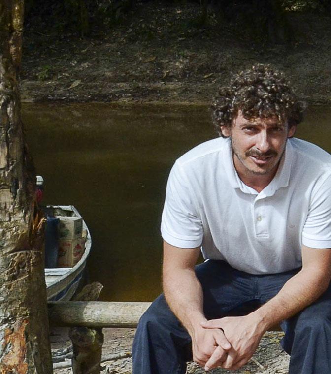 Carlos Lisboa Travassos é coordenador geral de Índios Isolados. (Foto: Funai)