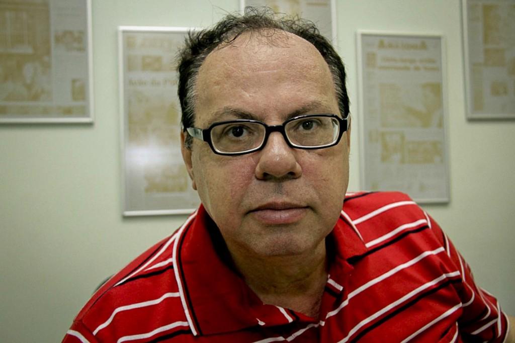 O jornalista Carlos Esperança foi um dos fundadores do Diário da Amazônia (Foto: Roni Carvalho)
