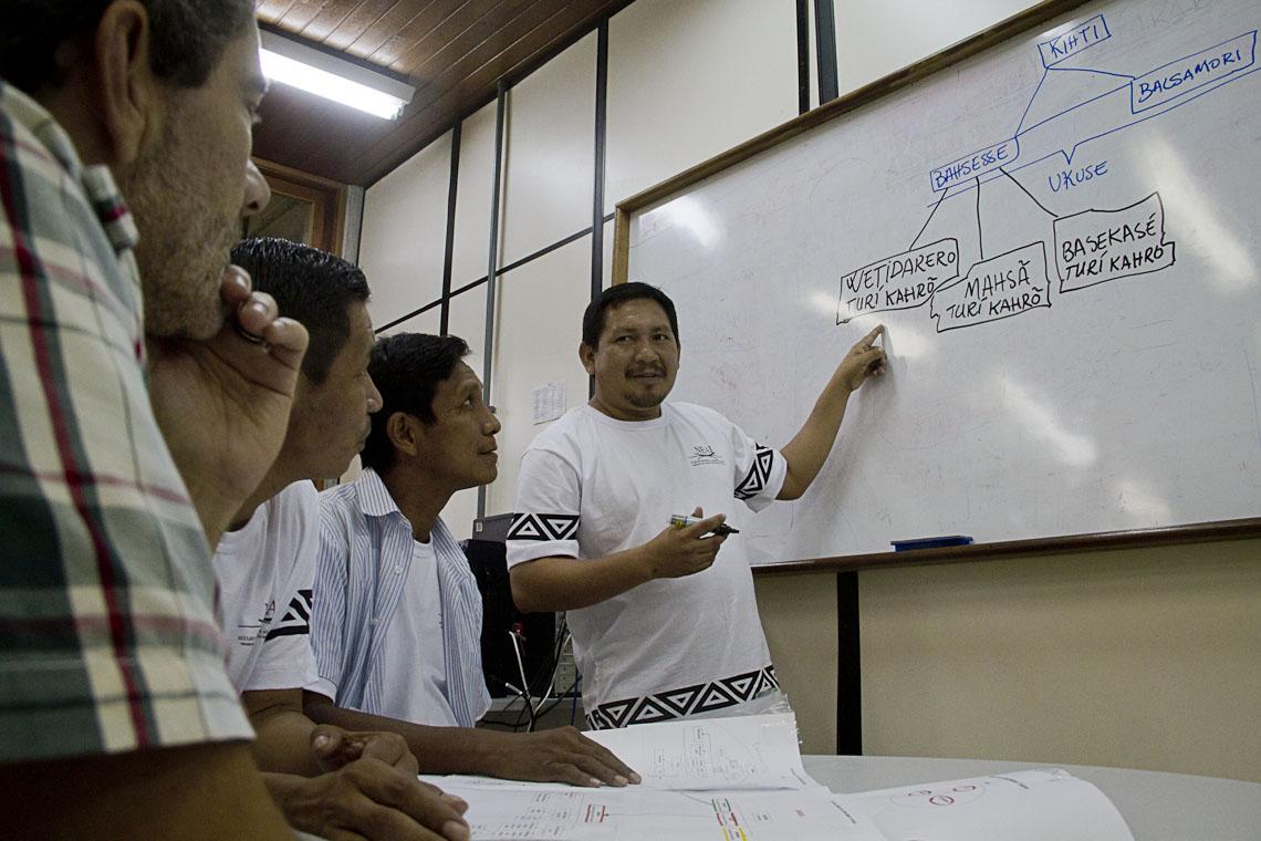 Educação: Alunos Tukano escrevem dissertação de mestrado da Ufam na língua da etnia