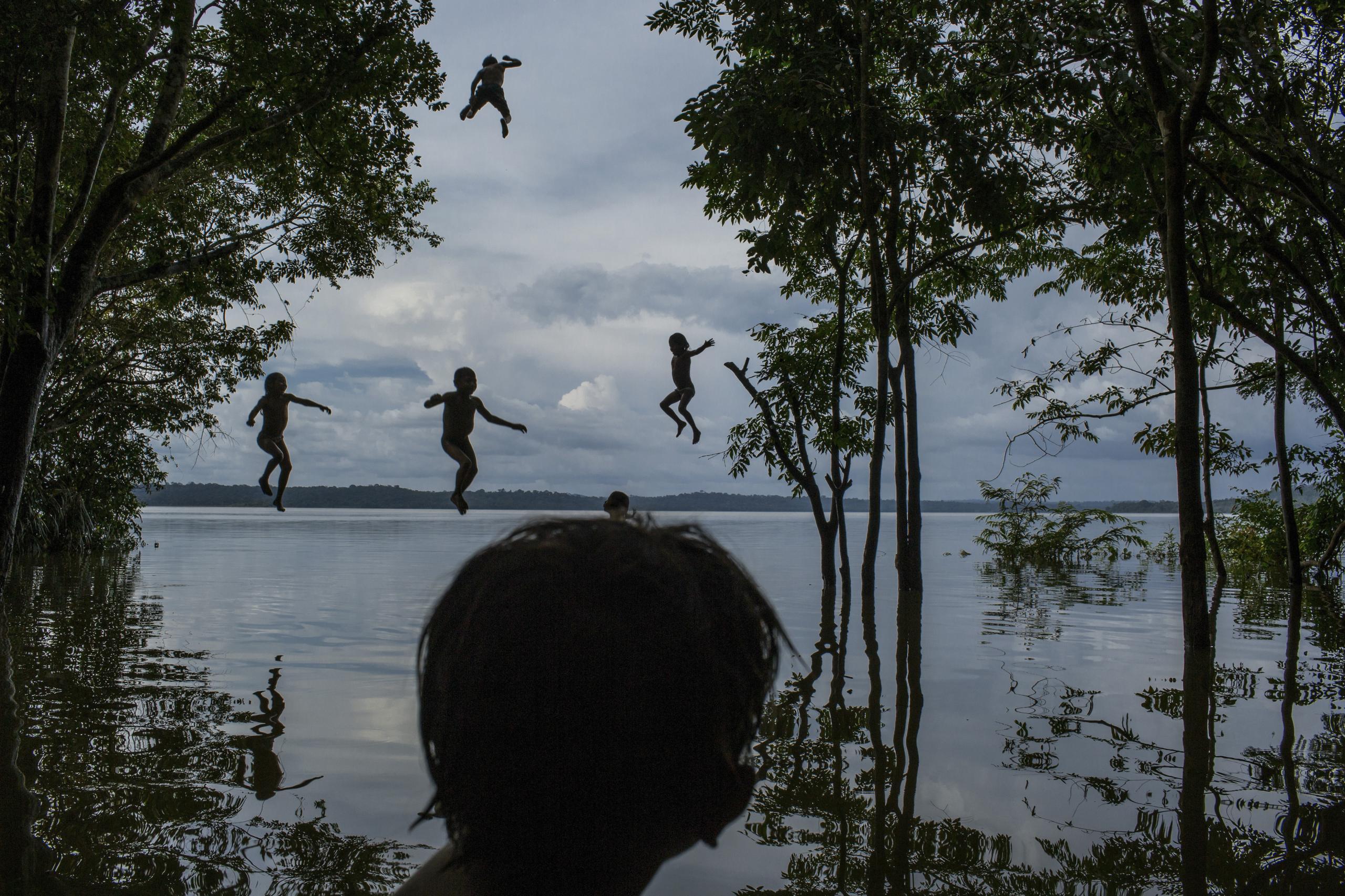 Imagem do coditiano dos Munduruku é eternizada no prêmio World Press