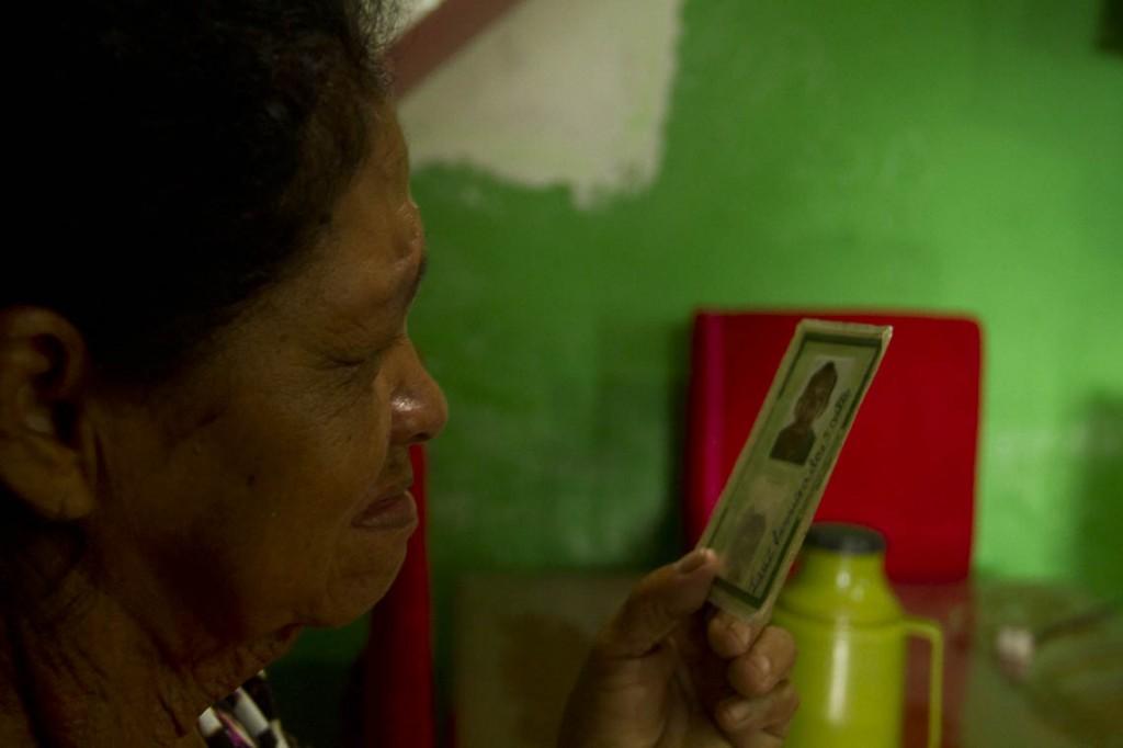 Dona Cleonice  Nascimento dos Santos (Foto: Alberto César Araújo/AmReal)