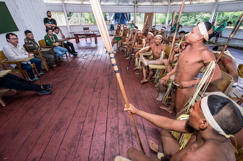 Funai repudia Matís por agressão a médico e surpreende indígenas do Amazonas
