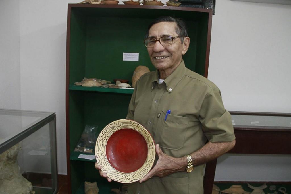 Professor José Alberto Neves. (Foto: Alberto César Araújo/Ameal)