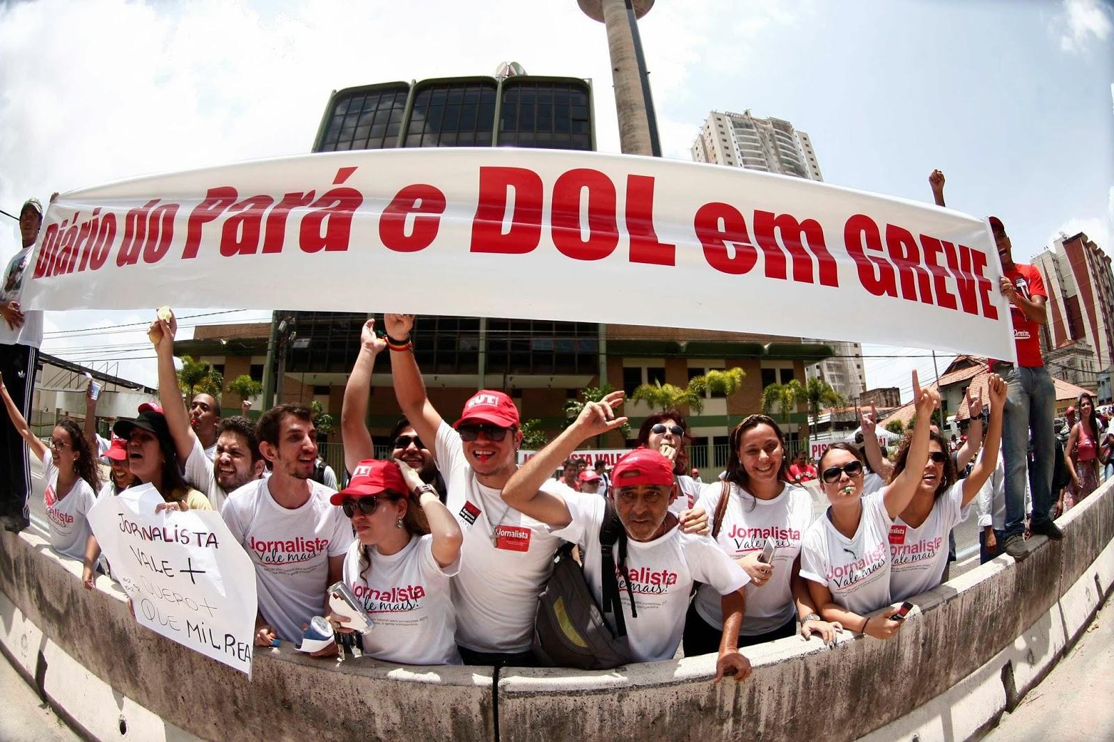 Profissão jornalista: a greve nas empresas da família Barbalho que mudou o jornalismo no Pará